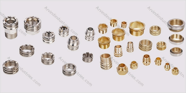 Brass PPR Pipe fittings CPVC inserts