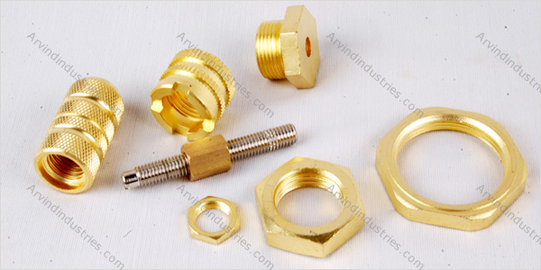 Turned precision components